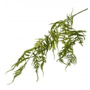 Rama de esparraguera plumoso artificial CHRISTIAN, verde, 85cm