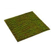 Estera de musgo bryophyta artificial FERMIN, verde, 100x100cm